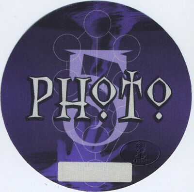 MADONNA 2001 Drowned World Tour Backstage Pass Photo