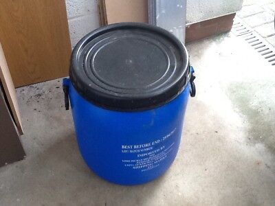 1 x Plastic Drum Keg Oil Storage  Barrel   Containers Water 50Ltr