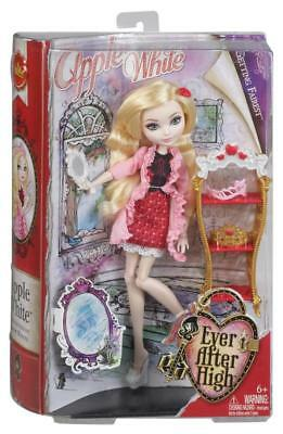 Ever After High Apple White getting Fairest Mattel 2013 NFRB NEW BDB13 BDL39