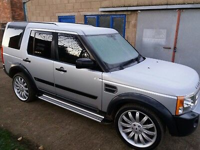 Landrover Discovery 3 2.7 Hse