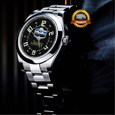 NEW Luxury Stainless Steel Jeep Wrangler Arctic Sport Men's Watch *LIMITED*
