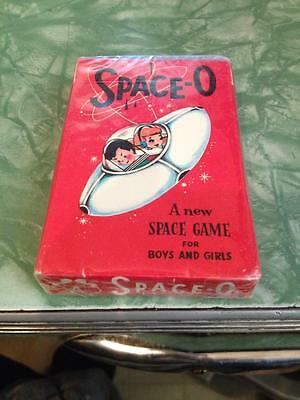 Atomic Space-O, Mid century card game Arrco playing cards