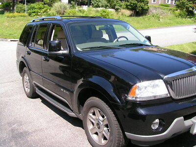 2004 Lincoln Aviator leather 2004 Lincoln Aviator - Luxury model, 4D SUV, leather trim!