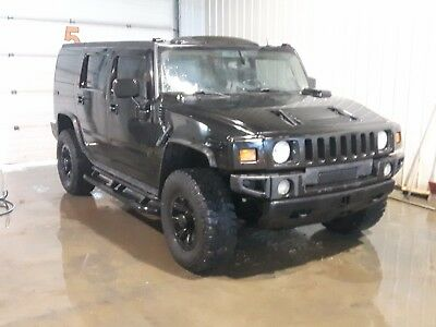 2003 Hummer H2  2003 Hummer H2 Supercharged+Blacked out