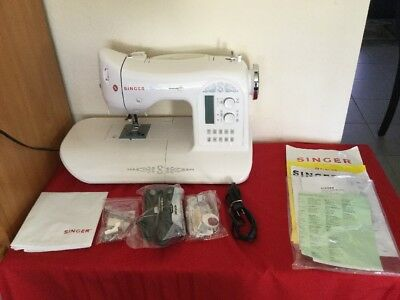 NEW SINGER ONE Plus 40 Computerized Sewing Machine Auto Thread 2340 Extraordinary Singer One Plus Sewing Machine
