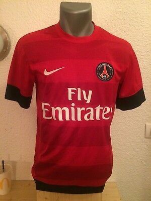 Maillot Foot Ancien PSG Numéro 18 Ibrahimovic Taille S