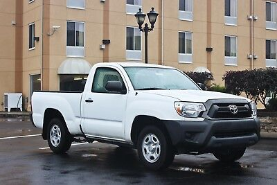 2014 Toyota Tacoma Regular Cab RWD A BEAUTIFUL, HARDWORKING, TOYOTA TRUCK WITH JUST 32,000 MILES!