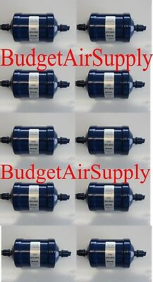 LOT of 10 each BiFlow filter drier Heat pump BFK SFK 083s 3/8 SAE Liquid Line