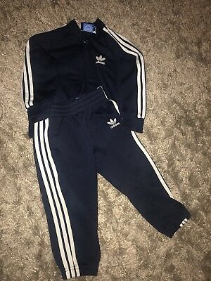 Toddler/ Infant Adidas Tracksuit Size 18-24 Months
