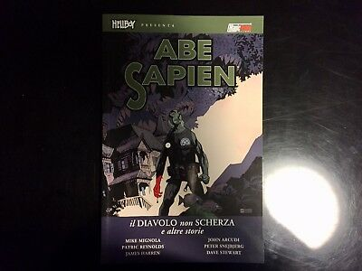 Abe Sapien - Il Diavolo Non Scherza - Ed. Magic Press