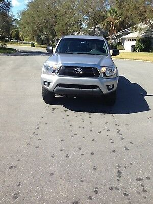 2014 Toyota Tacoma TRD OFF ROAD 2014 Toyota Tacoma, excellent condition,Xzilon paint protection,