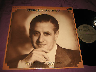 LP Geraldo: Gerry's Music Shop - UK Deccca RFL 2 (1935 - 1937) + Ambrose LP EMI