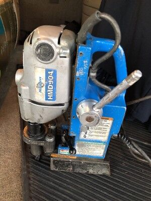 Hougen HMD904 Portable Magnetic Drill USA MADE