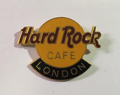 VTG Extremely Rare HARD ROCK CAFE - LONDON Limited Ed. Pin by F.C. PARRY England
