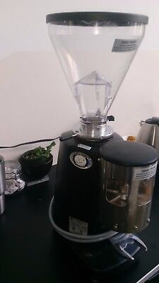 MAZZER LUIGI SUPER JOLLY ESPRESSO ESPRESSO GRINDER, very lightly used!