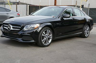 2017 Mercedes-Benz C-Class  2017 Mercedes Benz C300, no accidents, clean CARFAX, Cheapest Price on EBAY