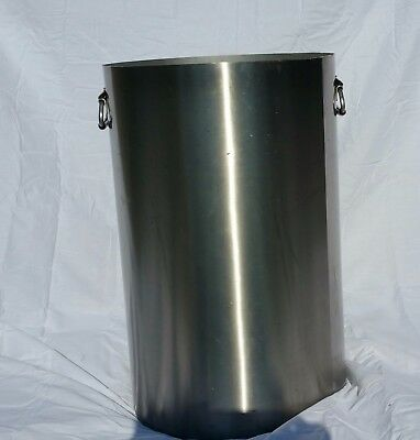 20 Gallon Stainless Steel Tank for making Wine,Beer,Cooking,Deep Fryer,Storage