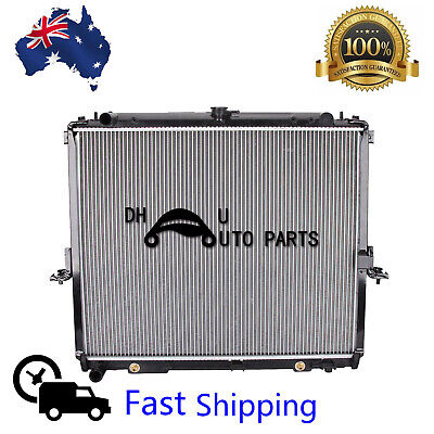 Premium Radiator For Nissan Navara D40 Turbo Diesel Auto& Manual 2005-On OE#2808