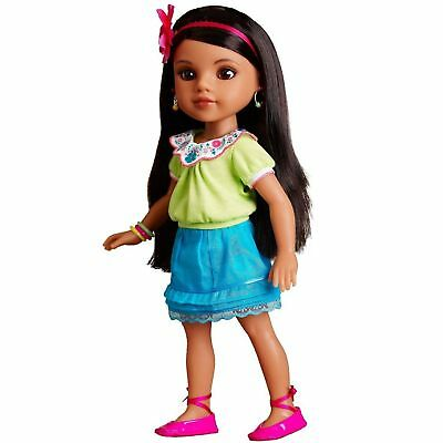 Consuelo Mexico Doll - Play Doll by Hearts For Hearts Girls (35109)