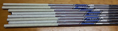 Project X 6.5 Flighted - 8x Stiff Steel Golf Shafts 4-PW Pull Outs Tips Prepped