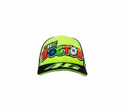 VR46 Cap – Yellow (The Doctor) Kids