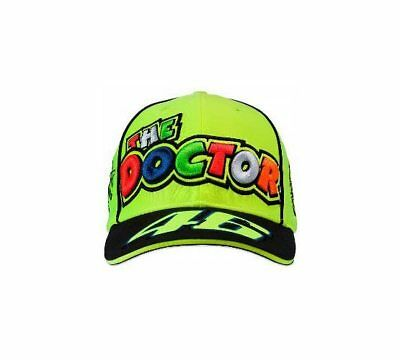 VR46 Cap - Yellow (The Doctor) Snapback Adults