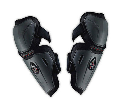 TLD Elbow Guards Grey Youth