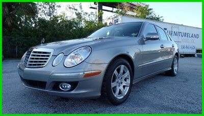 2008 Mercedes-Benz E-Class E320 BLUETEC® DIESEL 1 OWNER FL NO RESERVE! 2008 MERCEDES BENZ E320 BLUETEC TURBO DIESEL 1 OWNER FL LOW MILES NO RESERVE!