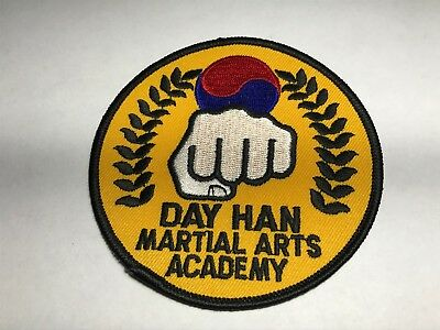 Karate Martial Arts Fist GOJO Patch 00MH