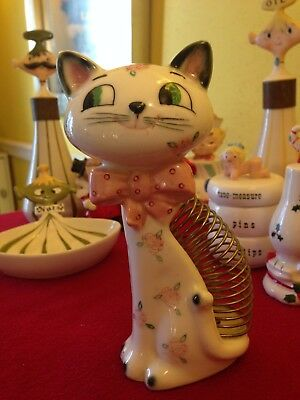 RARE Holt Howard Cozy Kittens Era/Norcrest at Caddy - MINT- NR WOW!
