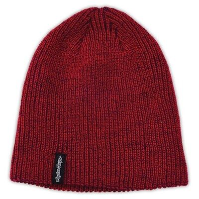 Tld S15 Static Beanie Red/navy Osfa