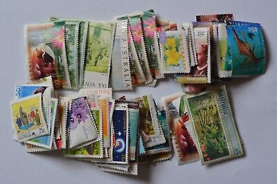 Australian stamps no gum unfranked  off paper  Mostly From 45c,to,$20.00  FV$170