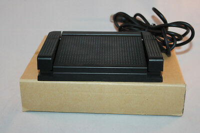 Sanyo Fs-92 Foot Pedal Control For Trc 9000 9100 9040 9400 Transcribers New