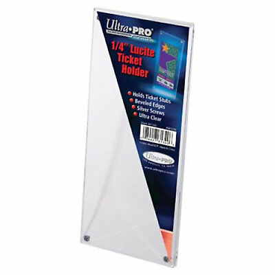 Ultra Pro Ultra Clear Speciality Screwdown Holder for Banknotes Tickets or Stubs