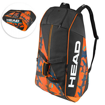 Head Radical Monstercombi 12 Racquet/Racket Tennis Bag w/ Shoe Compartment