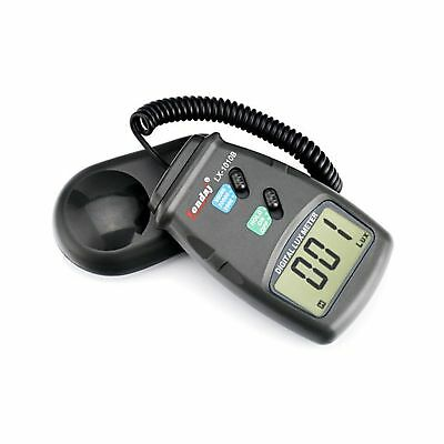 HDE LX-1010B Digital Luxmeter Light Meter with LCD Display - Range up to 5000...