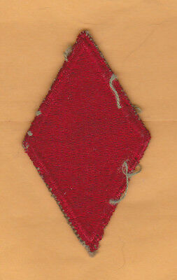 U.S.ARMY 5th INFANTRY DIVISION patch, WWII, off uniform.