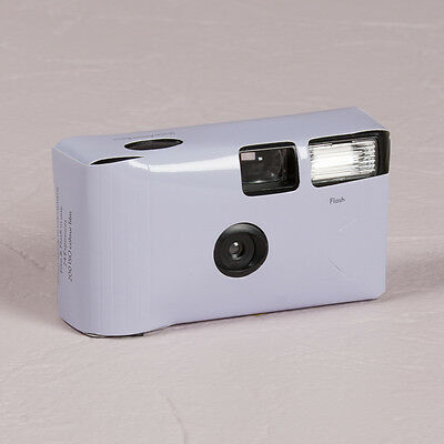 Disposable Camera x 10 with Flash - Lilac