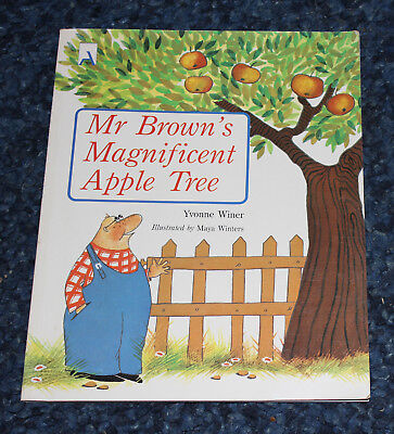 Mr Brown's Magnificent Apple Tree by Yvonne Winer