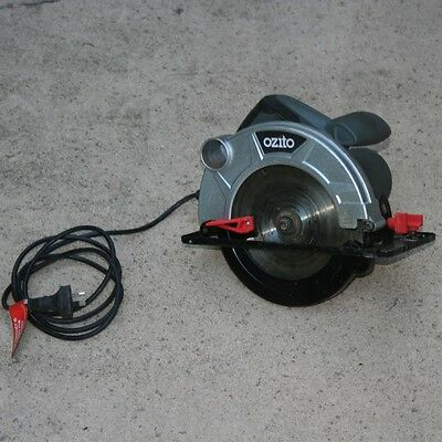 "Circular Saw - 7.25"" / 185mm - Ozito CSW-7000"
