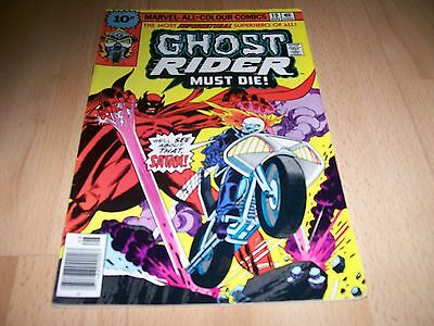 Ghost Rider (1973 1st Series) #19...Published Aug 1976 by Marvel