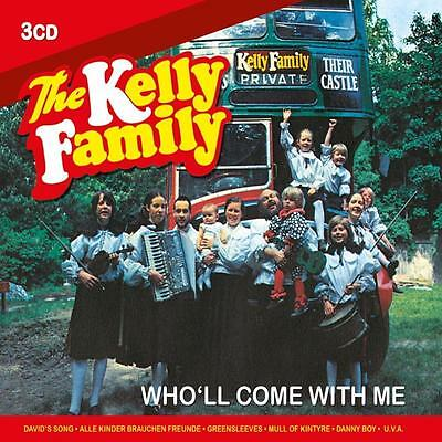 The Kelly Family - Who'll come with me (3 CDs)