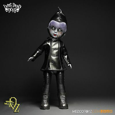 Mezco Living Dead Dolls The Verloren In Oz The Tin Man Figur Horror Neu Neu