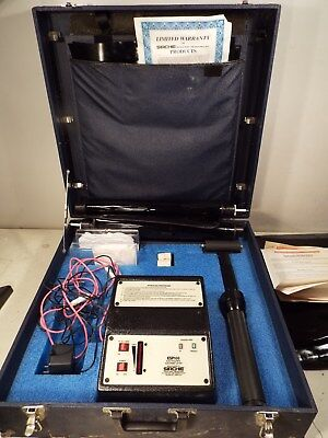 Sirchie ESP100 Electrostatic Dustprint Lifter Forensic Fingerprint Kit With Case