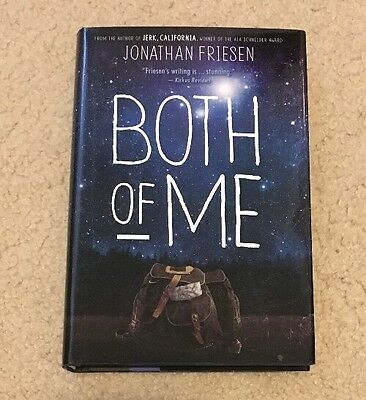 Both of Me by Jonathan Friesen Hardcover Book (English)