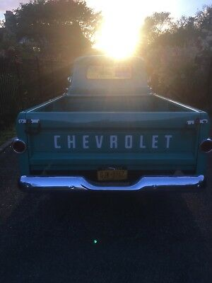 1959 Chevrolet Other Pickups  1959 Chevy Apache
