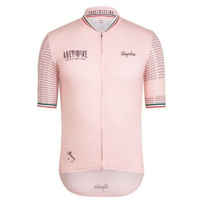 Rapha Pink Coppi Flyweight Jersey. Size XS. BNWT.