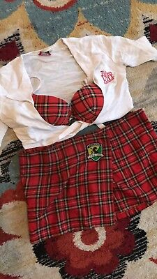 Tilted Kilt Uniform small medium