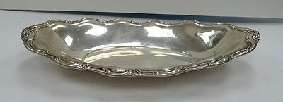 Beautiful Vintage Reed & Barton Sterling Bread Tray in Tara A3460