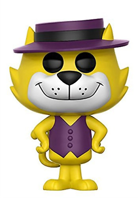 Funko-Pop! Animation: Hanna Barbera Series 4-Top Cat With C (Us Import)  Acc New